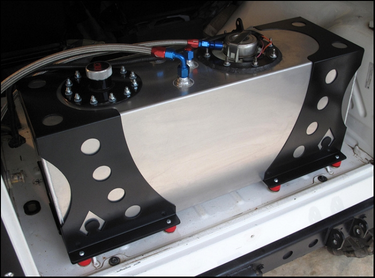 Rci Fuel Cell Bracket Perfect For The Back Of Your Jeep